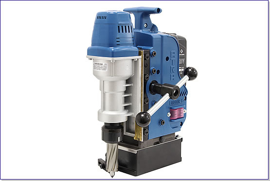 NITTO KOHKI Magnetic Drilling Machine. Mahendra Tools